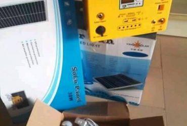 Solar generator and Solar kit fan