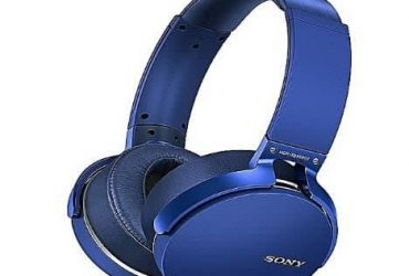 Sony Extra Bass Mdr-xb650bt Wireless Headset – Blue