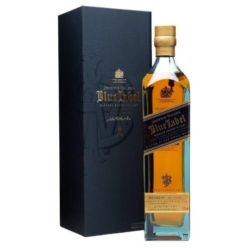 Johnnie Walker Blue Label – 70cl 40% acl. (Single Bottle)