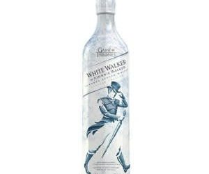 Johnnie Walker White Walker Limited Edition -70cl, Acl 41.7%,Single Bottle