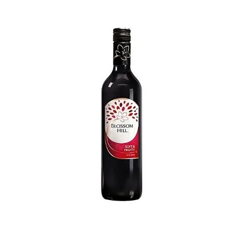 Blossom Hill Soft & Fruity Red Wine 75cl