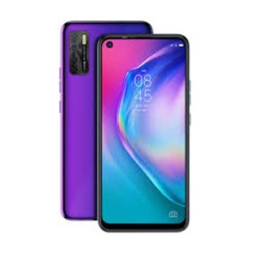 Tecno Camon 15 Purple – 4+64 6.6 Inches-48mp- 5,000mah