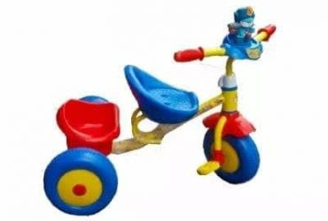 Happy Family Baby Tricycle With Carrier