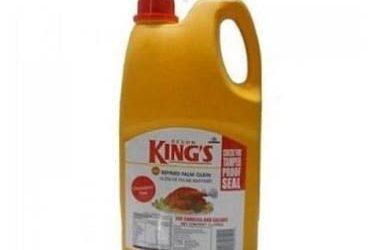 Devon King's Vegetable Cooking Oil – 3L