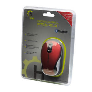 GearHead UniGearHead Universal Wireless Bluetooth Optical Mouseversal Wireless Bluetooth Optical Mouse
