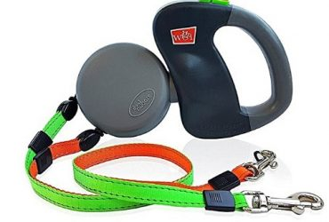 Doggie Pet Leash – Up To 50 Lbs Per Dog And Zero Tangle – Walk Two Dogs At Once