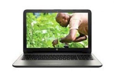 HP Notebook 15 – A4 Dual Core – 4GB RAM – 500GB HDD – Freedos + Eset Anti Virus & 32GB Flash Drive