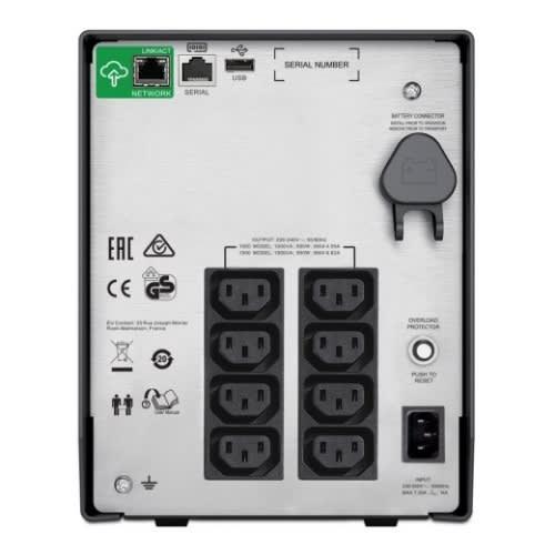APC Smart-Ups C 1000va 1KVA UPS Lcd 230v With Smartconnect