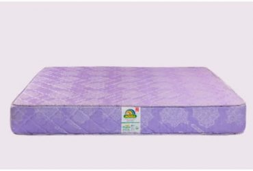 "Mouka Regina Semi Orthopaedic Mattress 6ft X 6ft X 8"" Purple"