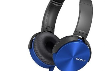 Sony Extra Bass Headphone Xb-450 – Blue