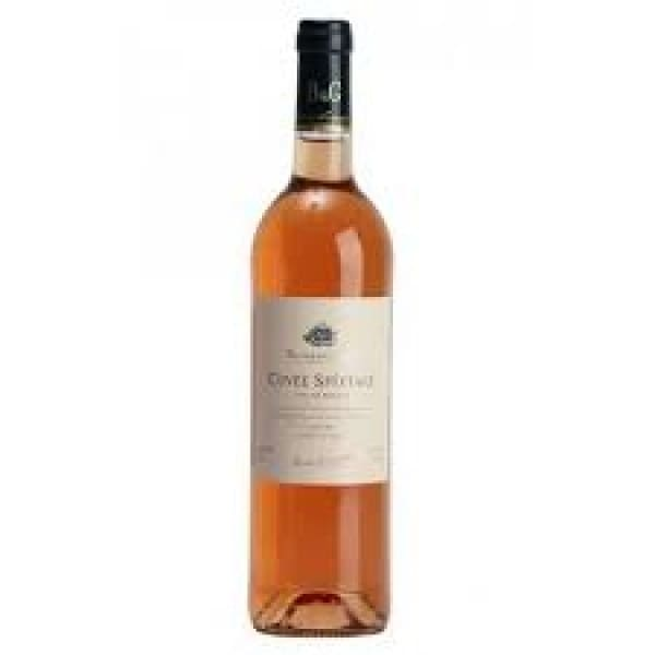 B & G Cuvee Speciale Nature Sweet 75cl 12.5% acl. (Single Bottle)