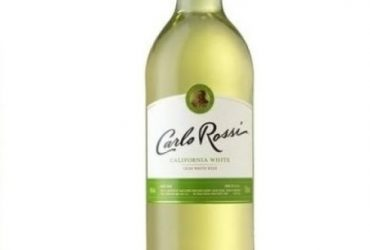 Carlo Rossi White – 75cl 9.50% acl.- Single Bottle