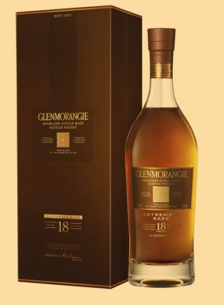 Glenmorangie Highland Single Malt 18Yrs Scotch Whisky