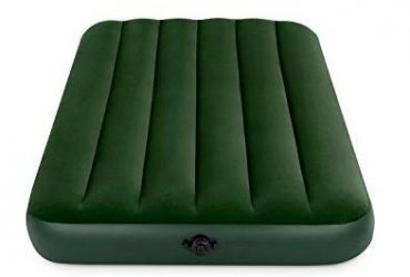 Intex Inflatable Mattress Air Bed With Pump