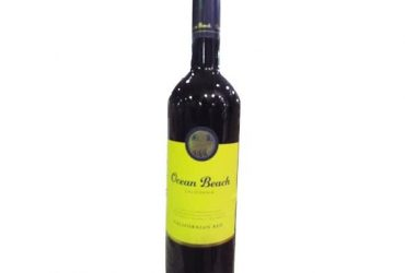 Ocean Beach California Red Wine 750ml