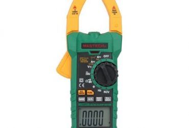 Mastech True Rms Ac/dc Digital Clamp Meter W/ Ncv – Ms2115a