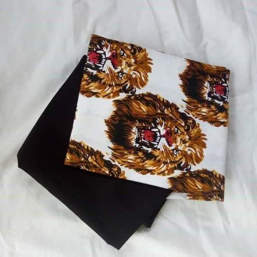 Plain And Pattern Fabric