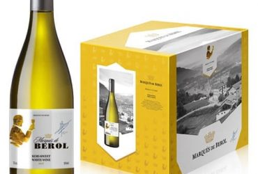 Marques De Berol Semi-Sweet 2018 – White Wine – 750ml x 12 Bottles