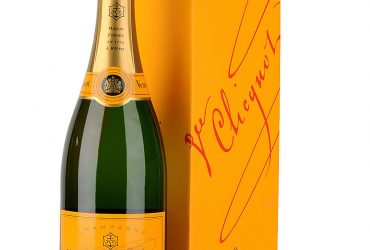 Veuve Clicquot Clicquot Brut – 75cl 12% acl. (Single Bottle)