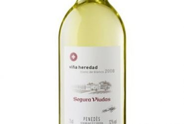 Segura Viudas Vina Heredad Blanco White Wine – 75cl 12% acl. (Single Bottle)