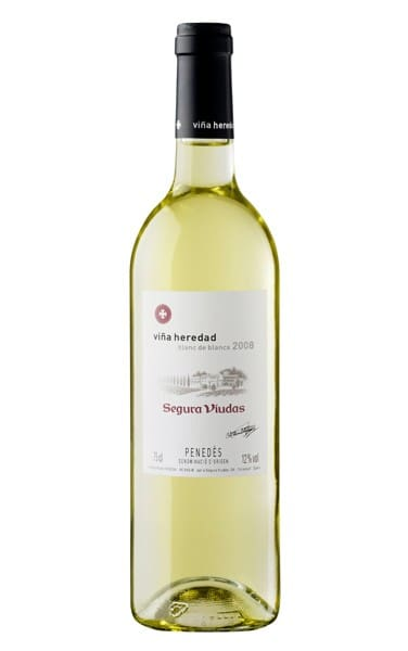 Segura Viudas Vina Heredad Blanco White Wine – 75cl 12% acl. (Single Bottle)