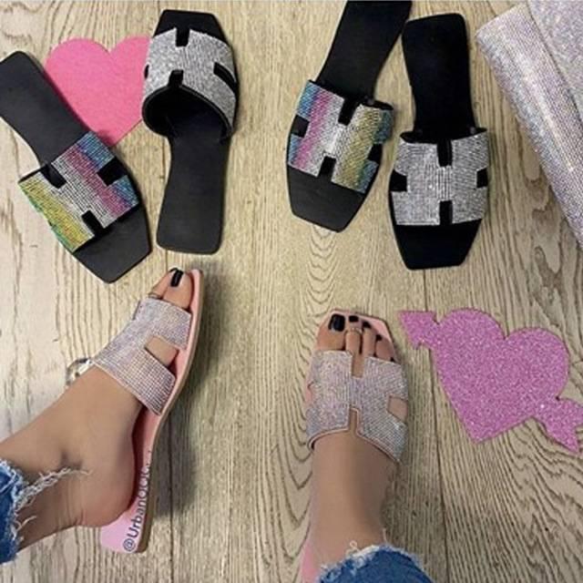 Fancy Slippers