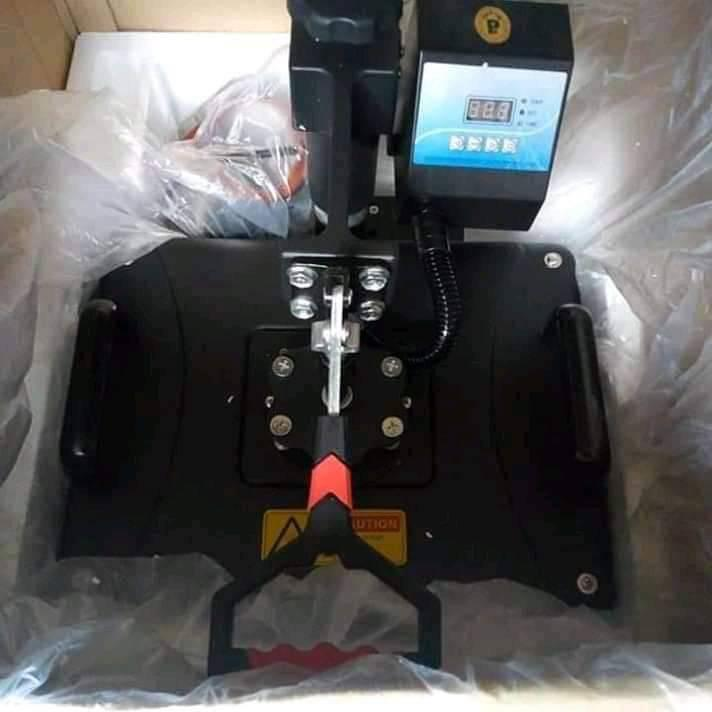 TWO NEW INDUSTRIAL MACHINES AND GET ONE MANUAL MACHINE FOR FREE.