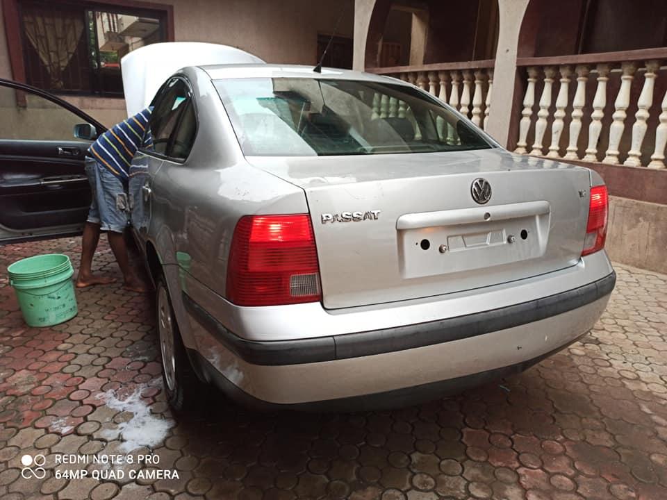 Tokunbo Volkswagen Passat saloon car