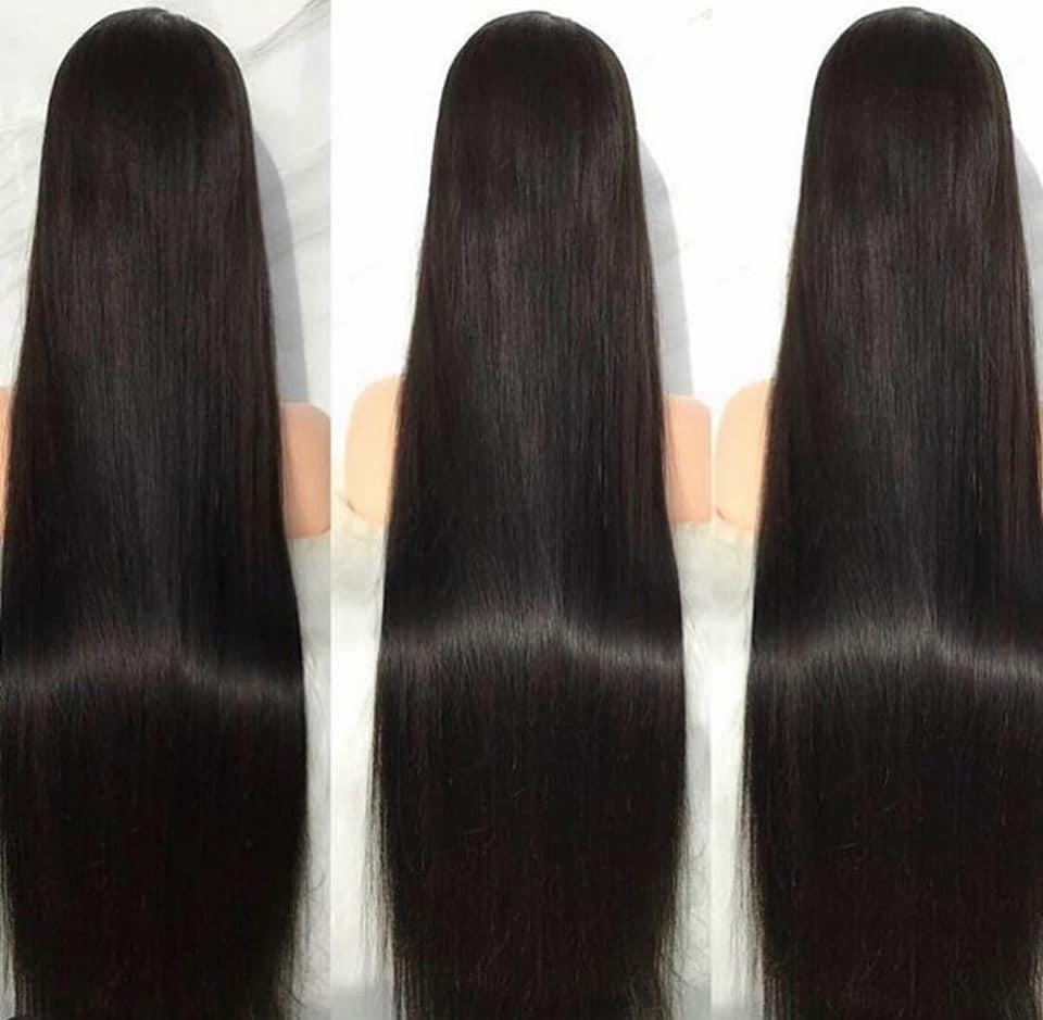 100% human hair, human hair blend, original attachments