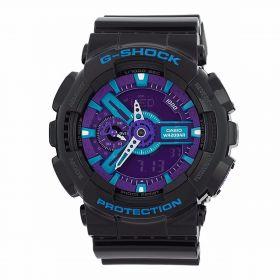 Men' s rubber wrist watch