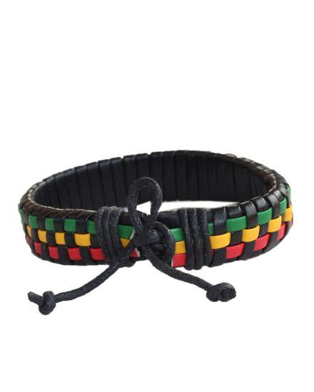 Unisex Colorful Wristband Bracelet African Handmade
