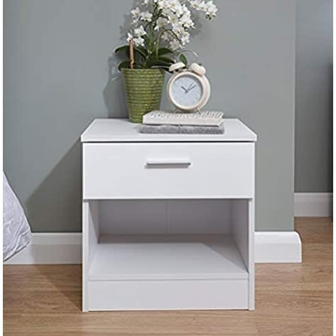 Bedside Cabinet – Single Drawer