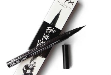 Epic Ink Liner & Waterproof Liquid Eyeliner-Black