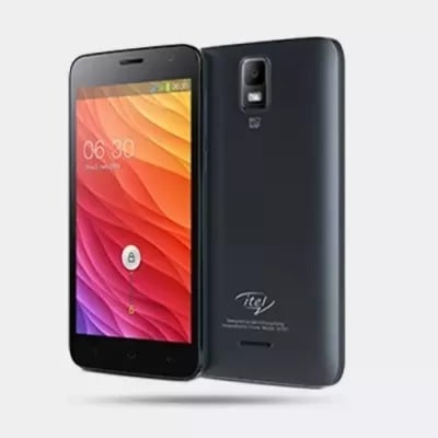 "Itel P31 – Dual Sim – 8GB ROM – 1GB RAM – 5"" HD IPS Screen – 5000mAh – Black"