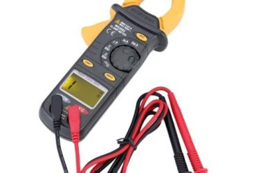 Mastech Ms2002 Digital Clamp Meter Ac/dc Voltage Current Continuity Tester