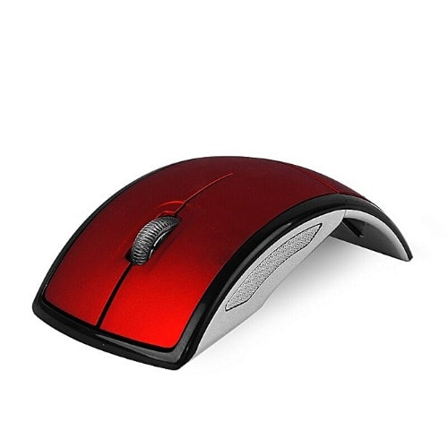 2.4Ghz Wireless Foldable Mouse