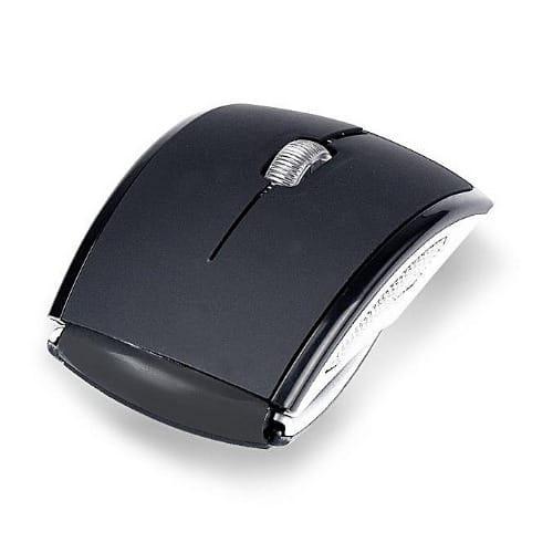 2.4 Ghz Wireless Foldable Folding Arc Mice Optical Portable Mouse