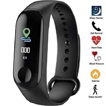 M3 Smart Bracelet – Fitness Tracker & Heart Rate Monitor