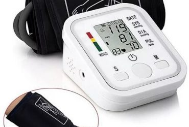 Automatic Digital Blood Pressure Monitor With Voice Function