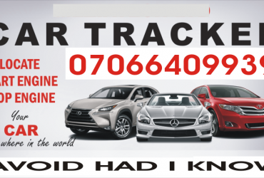 Car Tracker in Nigeria