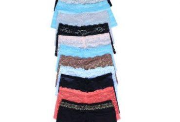 Panties For All Ladies – 12 In 1