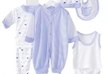 Cloth Set For New Born Babies