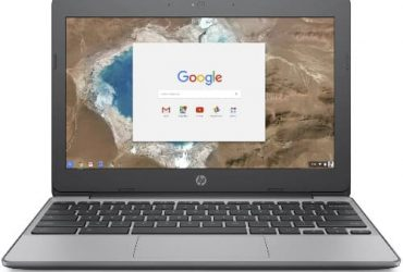 HP Chromebook 4GB RAM – 16GB EMMC With Chrome OS