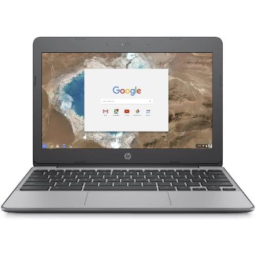 HP Chromebook 4GB RAM – 16GB EMMC With Chrome OS