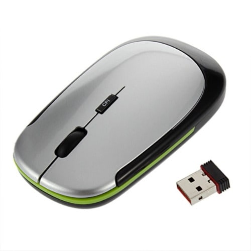 HP Small USB Wireless Optical Mouse for Laptop/PC