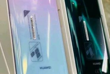 New Huawei mobile