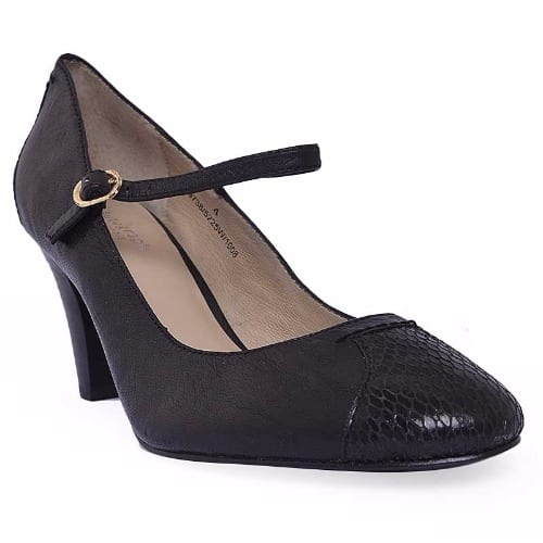 Autograph Heels -Black