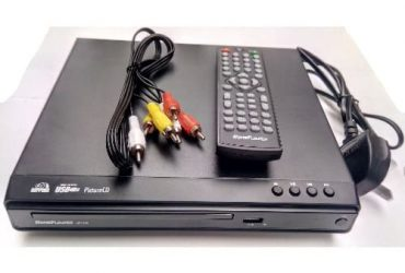 Homeflower Dvd Player + Usb Playback + Cd Ripping + Free Usb Card Reader