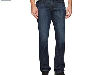 Men's Division Straight Jean.