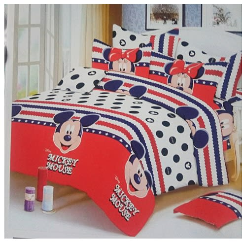 Mickey Mouse Bedsheet